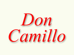 Pizza Don Camillo Logo