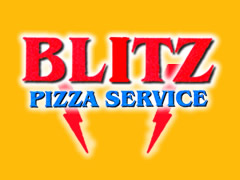 Pizza-Blitz Logo